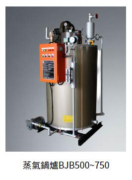 蒸氣鍋爐BJB500-750