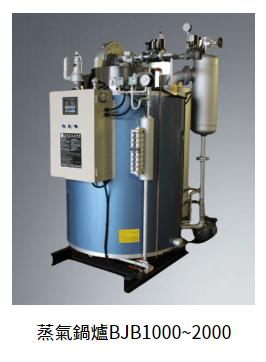 蒸氣鍋爐BJB1000-2000