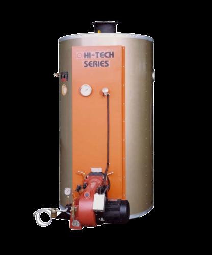 豎型熱水鍋爐BVT