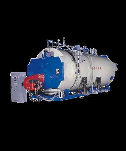 煙管式蒸氣鍋爐BJH