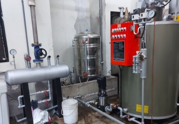 BJB-500蒸氣鍋爐