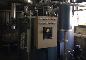 BJB-2000蒸氣鍋爐