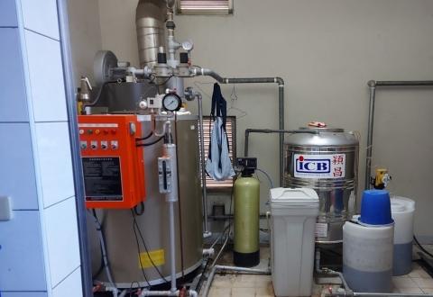 蒸氣鍋爐保養