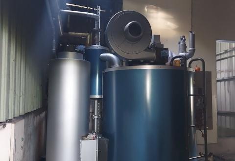 蒸氣鍋爐換新