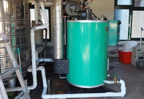 BJB-300蒸氣鍋爐